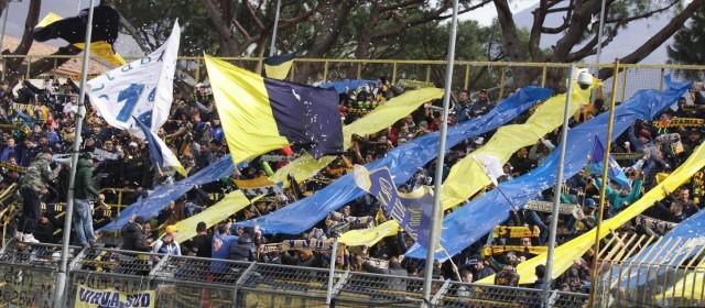 La Juve stabia affonda la Salernitana