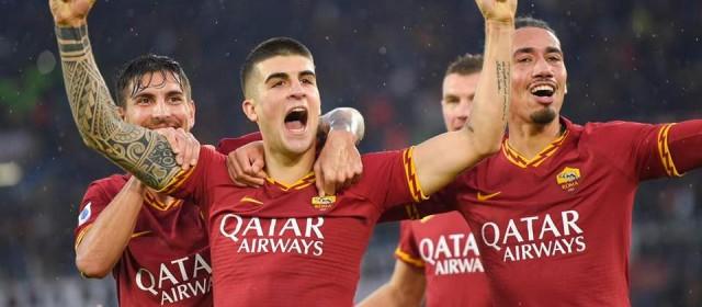 Smalling, Mancini, Dzeko e il Brescia va Ko!