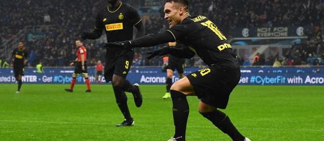 Inter, due incornate del Toro per la vetta: Juve contro-sorpassata
