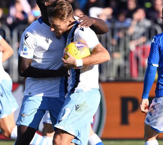 Lazio, il recupero aiuta gli audaci