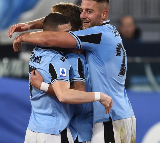 Lazio tra record e amarcord