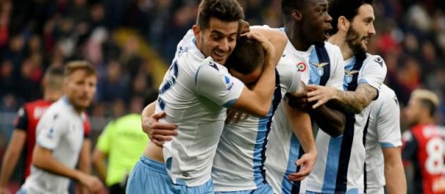 Lazio, bagliori di calcio nella giornata mutilata