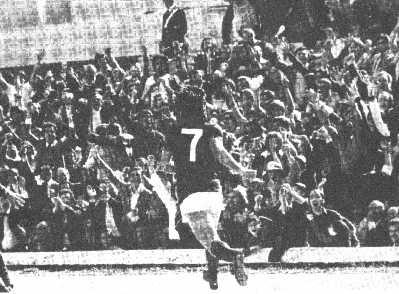 27 marzo 1977, Brunetto Re del Derby…