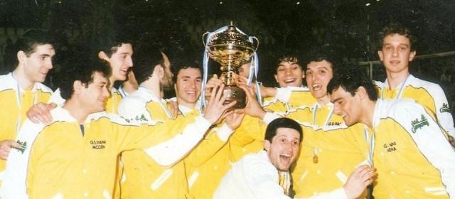 Juventus e Modena Volley, Coppa Italia che passione Vol.1