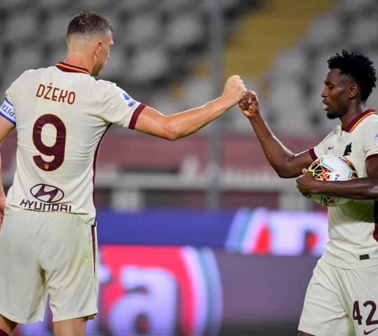 Roma, quinto posto raggiunto. 3-2 al Torino di Longo!