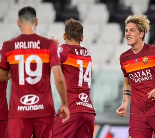 """Roma, il primo successo allo """"Stadium""""!"""