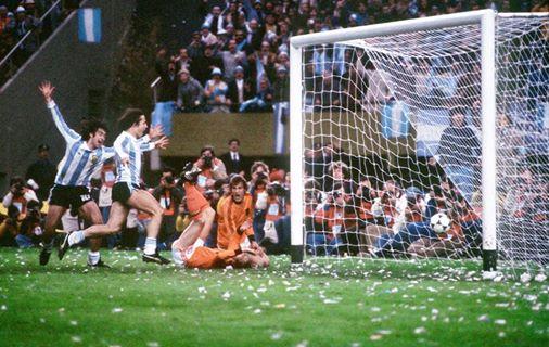 Argentina '78, la carambola di Mario Kempes