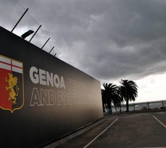World War Genoa