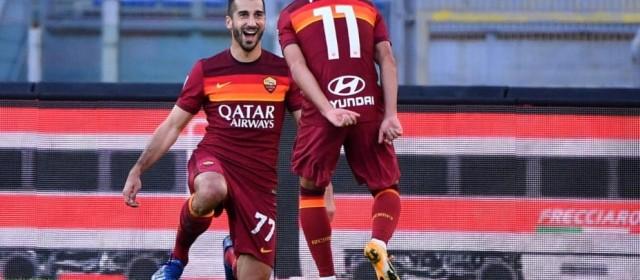 Roma, si può sognare. 3-0 al Parma.