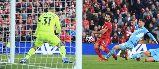 Premier League: Mohamed Salah ha suonato la Nona